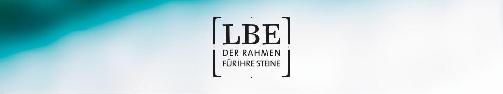 LBE Edelsteineinfassung Logo